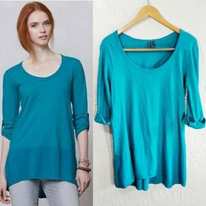Left of Center {Anthropologie} Parkway Tunic Top